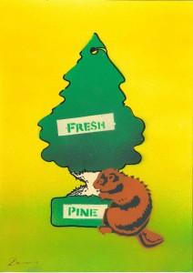 4. Fresh pine